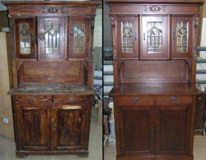 Реставрация мебели на дому в Балашихе недорого