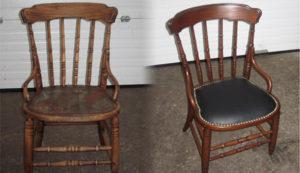 Перетяжка стульев на дому недорого в Балашихе